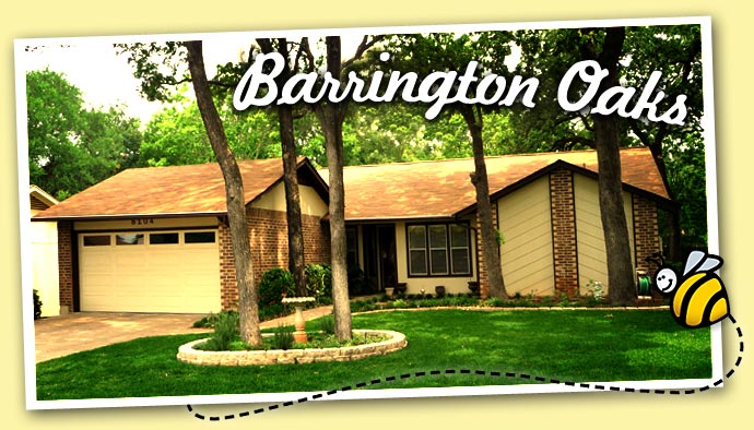 Barrington Oaks Subdivision
